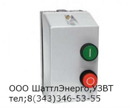 Контактор КМИ11260 12А в оболочке Ue 380В АС3 IP54 ИЭК, Вся Россия