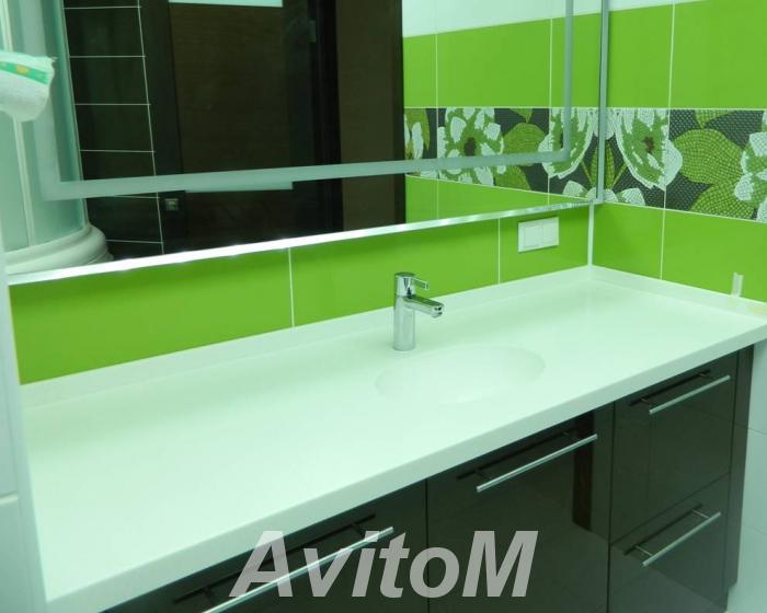 Мебель для ванной комнаты на заказ в Самаре,  Самара