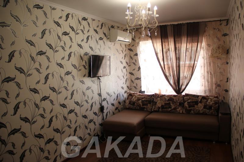 Уютная и теплая 1 комн квартира с ремонтом,  Краснодар