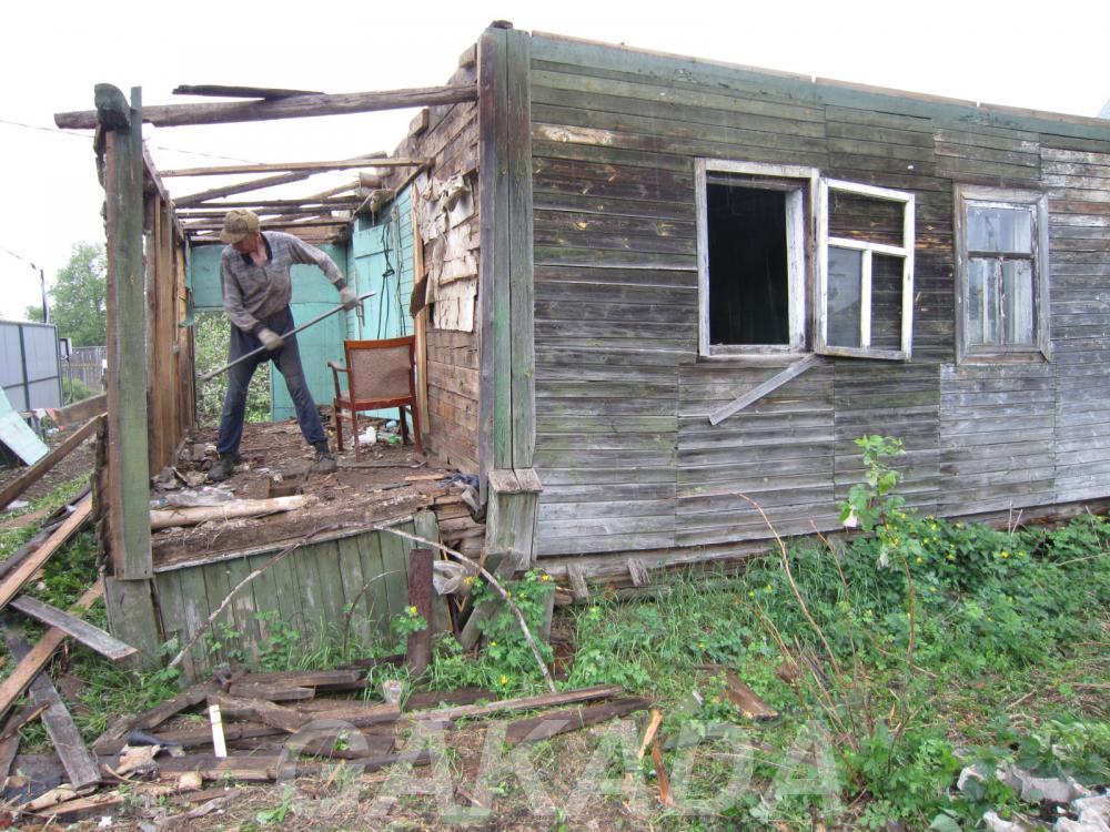 Снос домов Демонтаж домов, Вся Россия