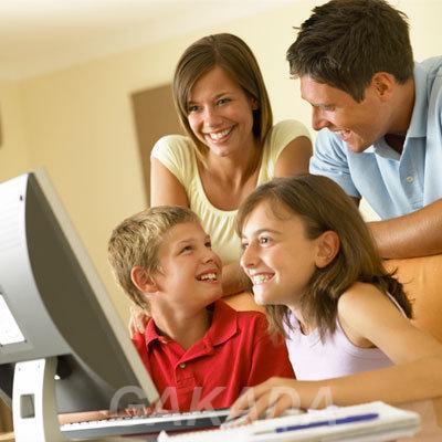 Надёжный компьютер для всей семьи,  Омск