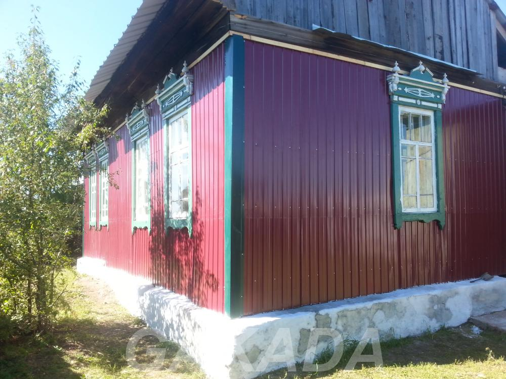 Собственник сдаст 1 2 дома на Руднике Кадале,  Чита