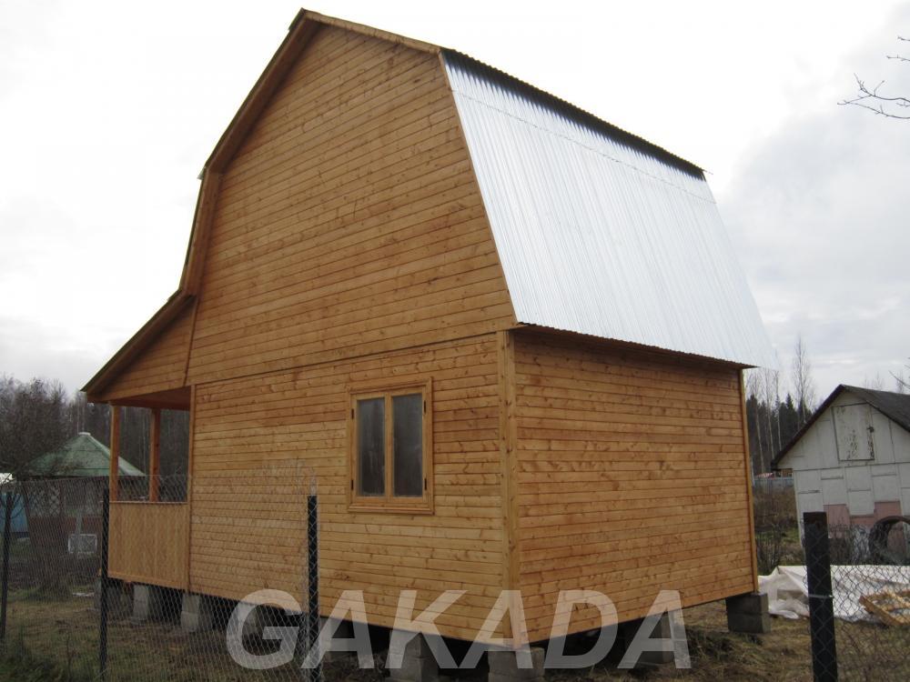 Строительство домов Пристроек Гаражей, Вся Россия