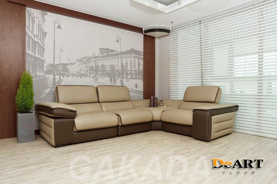 Заказывайте долговечную ПВХ-плитку DeART Floor оптом,  Екатеринбург