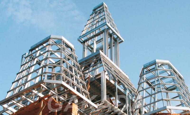Завод металлоконструкций и металлоизделий Стальград,  Москва
