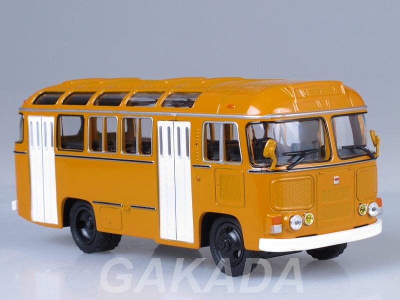 Модель автобуса паз 672 м,  Липецк
