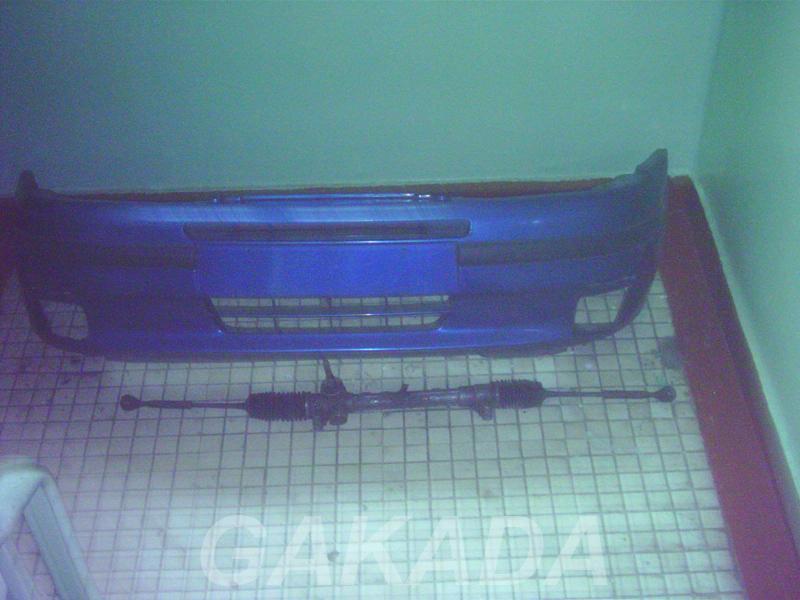 бампер передний фиат пунто 1995г троса 1 2л,  Москва