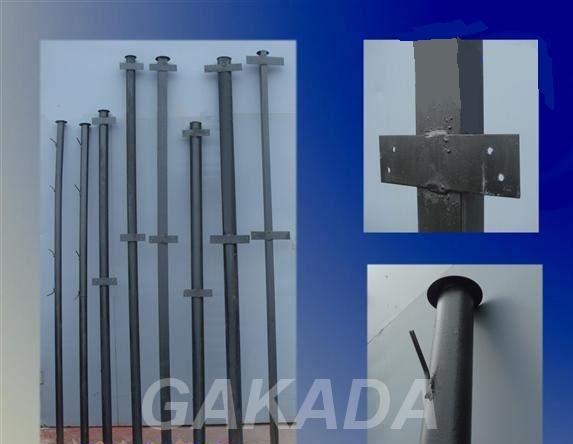 Столбы для заборов от производителя, Батецкий