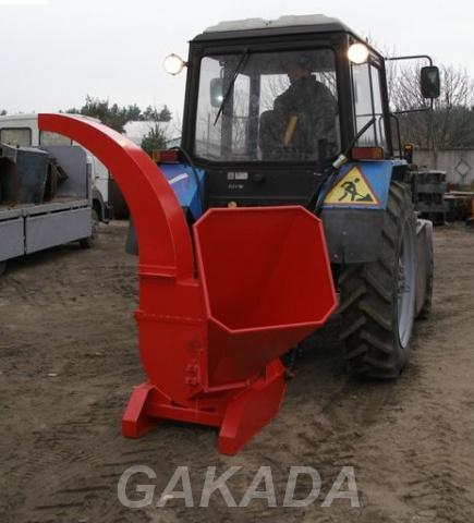 Машина рубильная ЕМ-160, Вся Россия