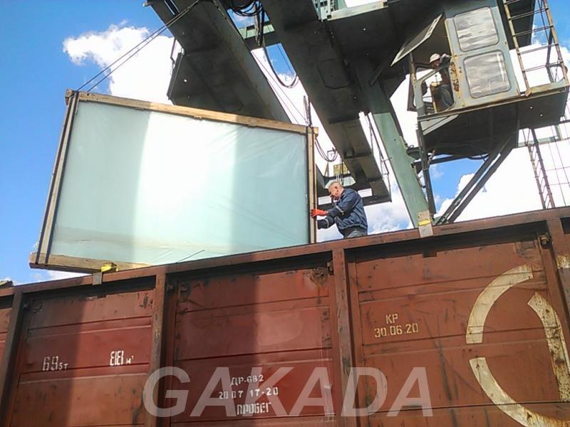 Прием железнодорожных грузов в Крыму,  Санкт-Петербург
