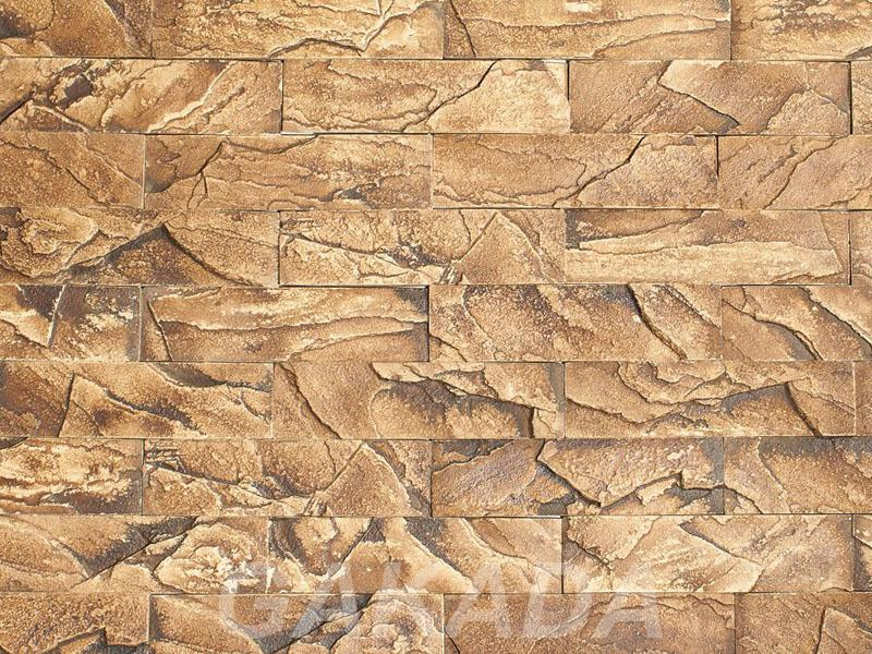 Форма для камня, Кирпич колотый 0,29м2,  Ростов-на-Дону