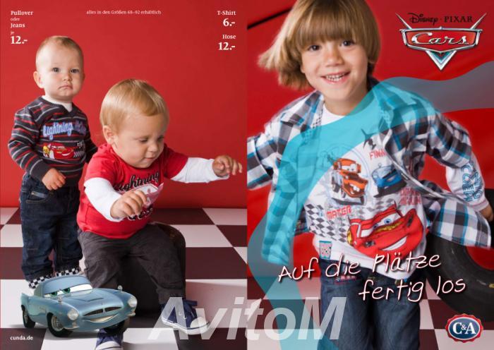 Cток детской одежды C A оптом доставка,  Новосибирск