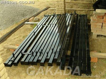 металлические столбы,  Краснодар