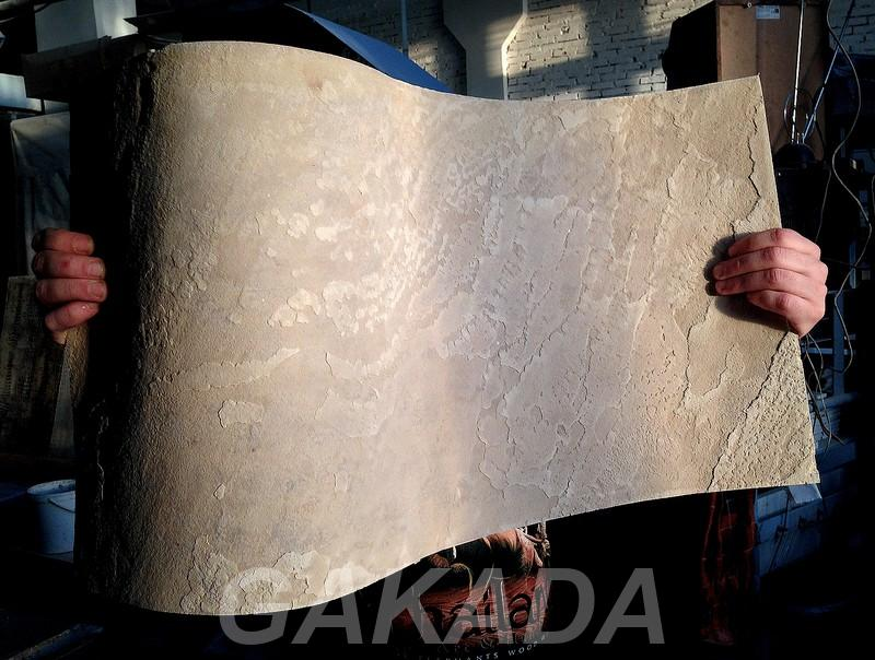 Технология производства гибкого камня и панелей,  Москва