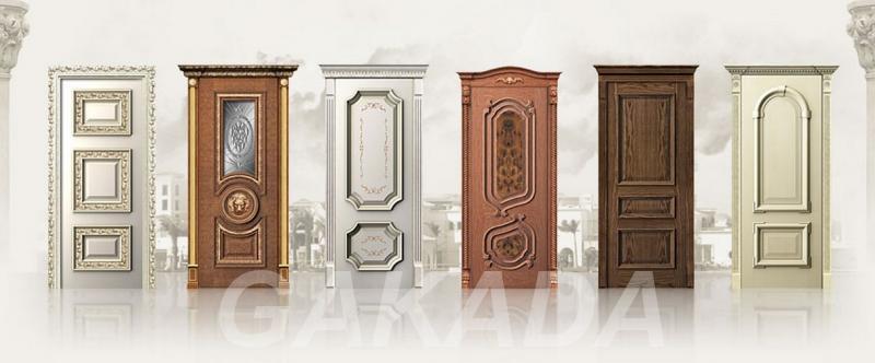 Предлагаем двери оригинальных моделей,  Москва