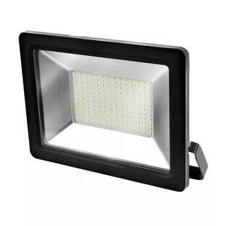 Прожектор светодиодный ДО 100w IP65 6500K черный 613100100, Вся Россия