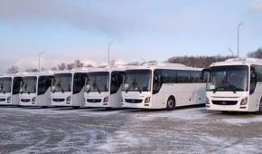 Туристический автобус Hyundai Universe Space Luxury Euro V