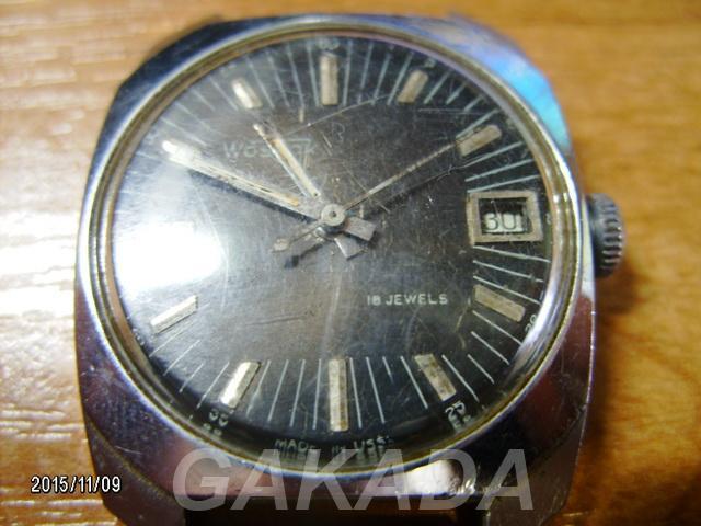 Часы WOSTOK в экспортном изготовлении, Вся Россия
