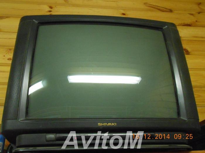 Телевизор SHIVAKI на дачу,  Москва
