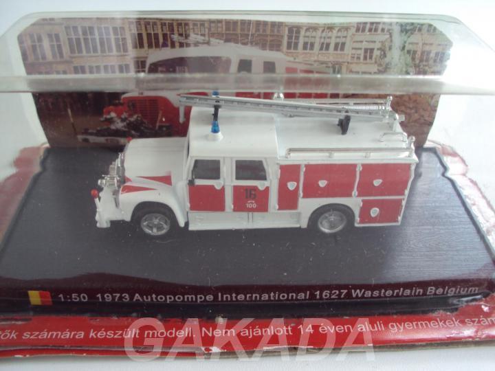 Автомобиль 1973 Autopompe lnternational 1627 Wasterlain Be,  Липецк