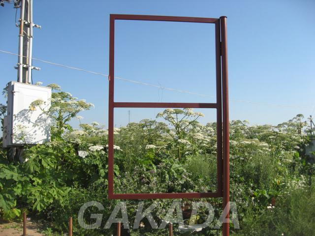 Садовые металлические калитки, Батецкий