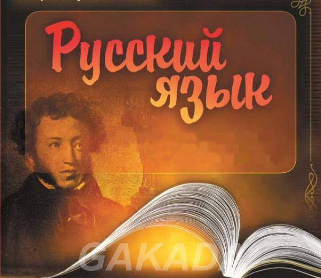 Русский язык индивидуальные групповые занятия,  Москва