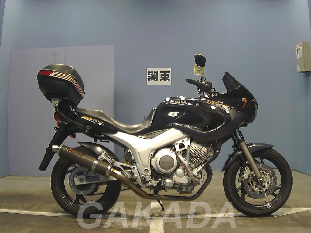 Yamaha TDM850 мотоцикл, Вся Россия