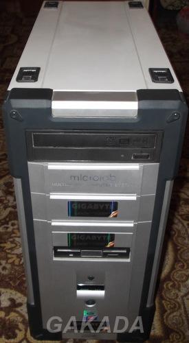 Компьютер системный блок процессор Microlab,  Омск
