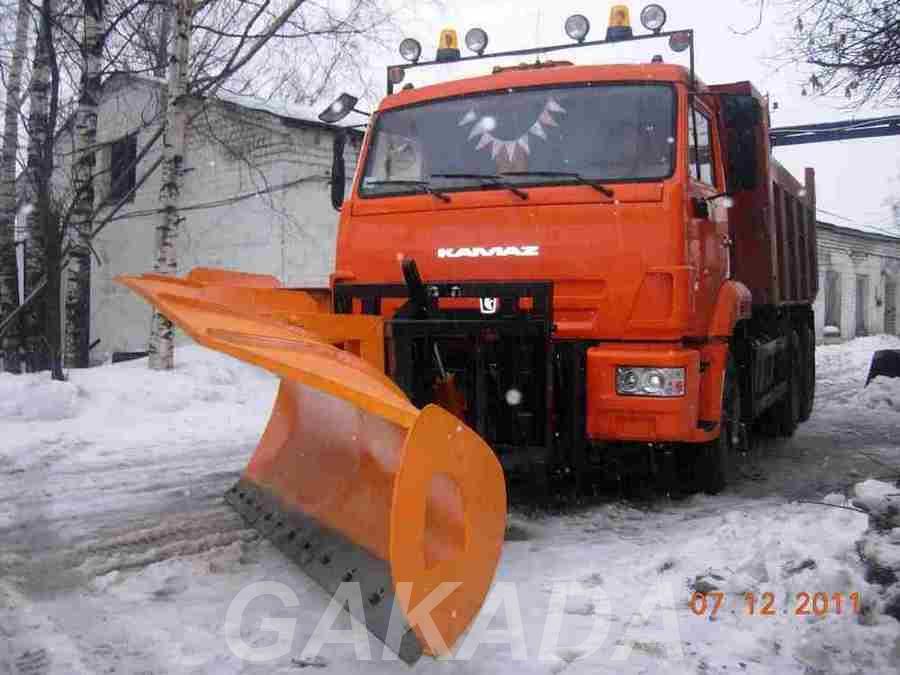 Скоростной отвал ОС-1, Вся Россия