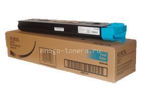 Тонер-картридж голубой Cyan Xerox 700 700i 770, Вся Россия