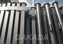 Металлические столбы, Вся Россия