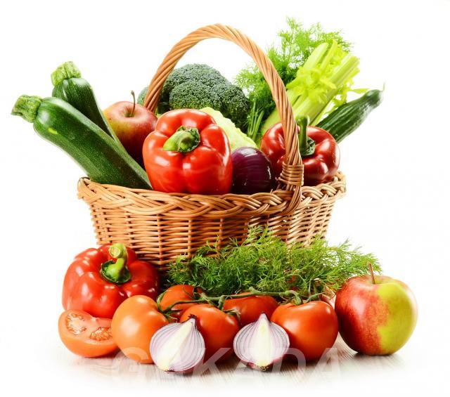 Овощи и фрукты оптом, Вся Россия