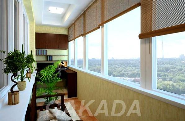 Застеклить балкон лоджию.,  Москва