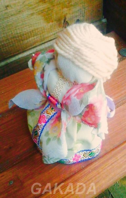 Авторские куклы-обереги от Алены,  Москва