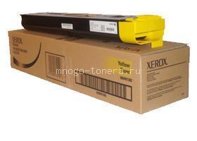 Тонер-картридж желтый Yellow Xerox 700 700i 770, Вся Россия