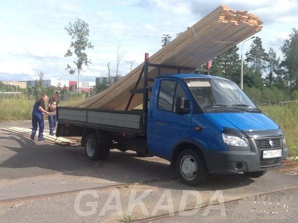 Перевозки на автомобиле Газель Катюша,  Москва