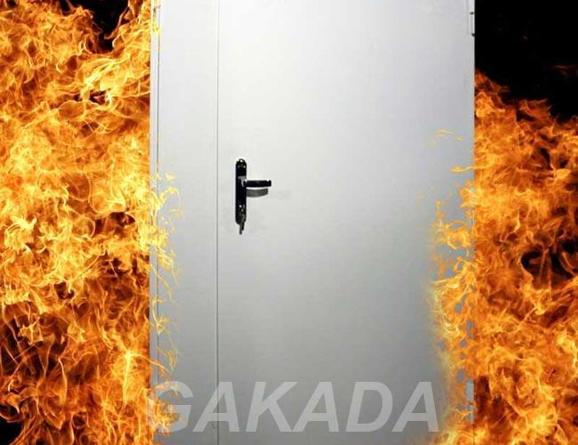 Противопожарные металические двери EI-60 и EI-90,  Пенза
