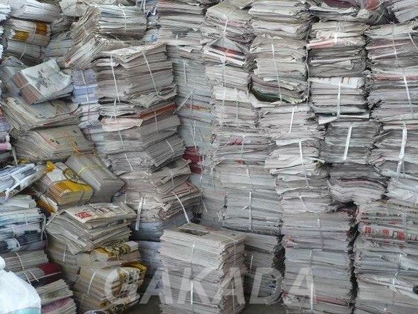 Утилизируем архивы на макулатуру,  Москва