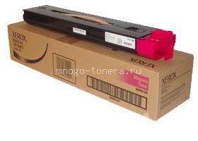 Тонер-картридж малиновый Magenta Xerox 700 700i 770, Вся Россия