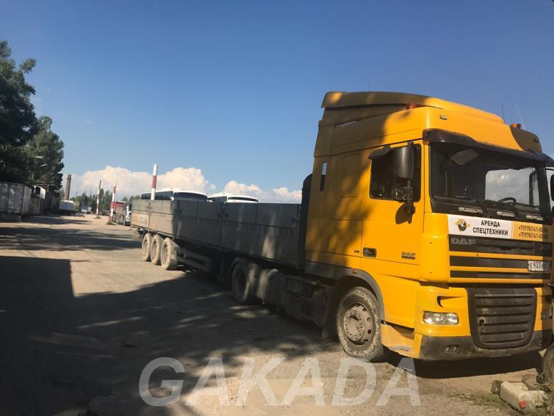 В аренду грузовой тягач Daf XF до 20 т, Симферополь
