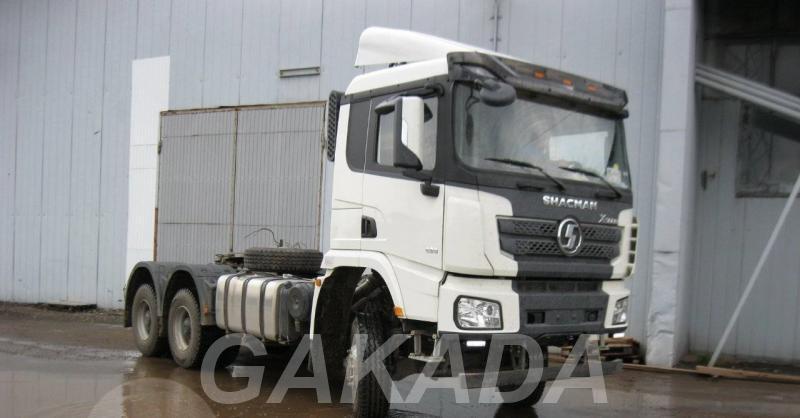 Седельный тягач SHACMAN X3000 6х6 Euro V, Вся Россия