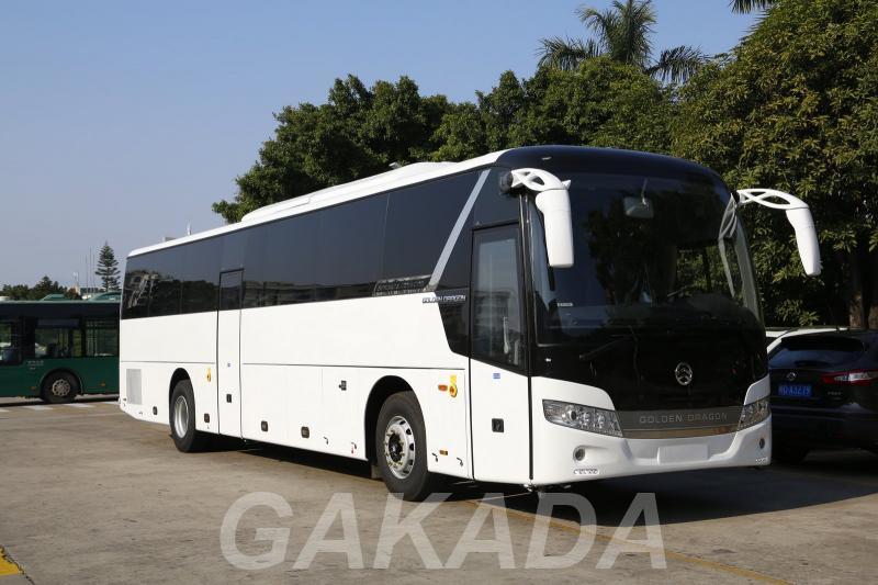Туристический автобус Golden Dragon XML 6127 JR, Вся Россия