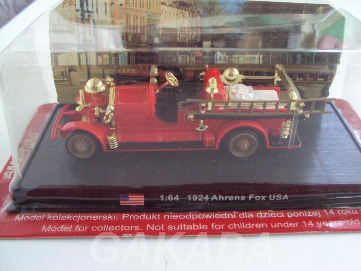 Автомобиль 1924 Ahrens пожарная машина FOX USA,  Липецк