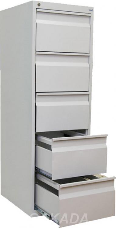 Картотечный шкаф К-4 2-5 ящиков,  Владимир