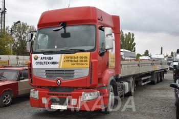 В аренду тягач грузовой Renault Premium до 20 т, Симферополь