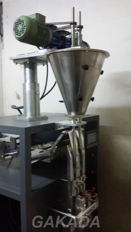 Оборудование для фасовки кофе и нескафе, Вся Россия