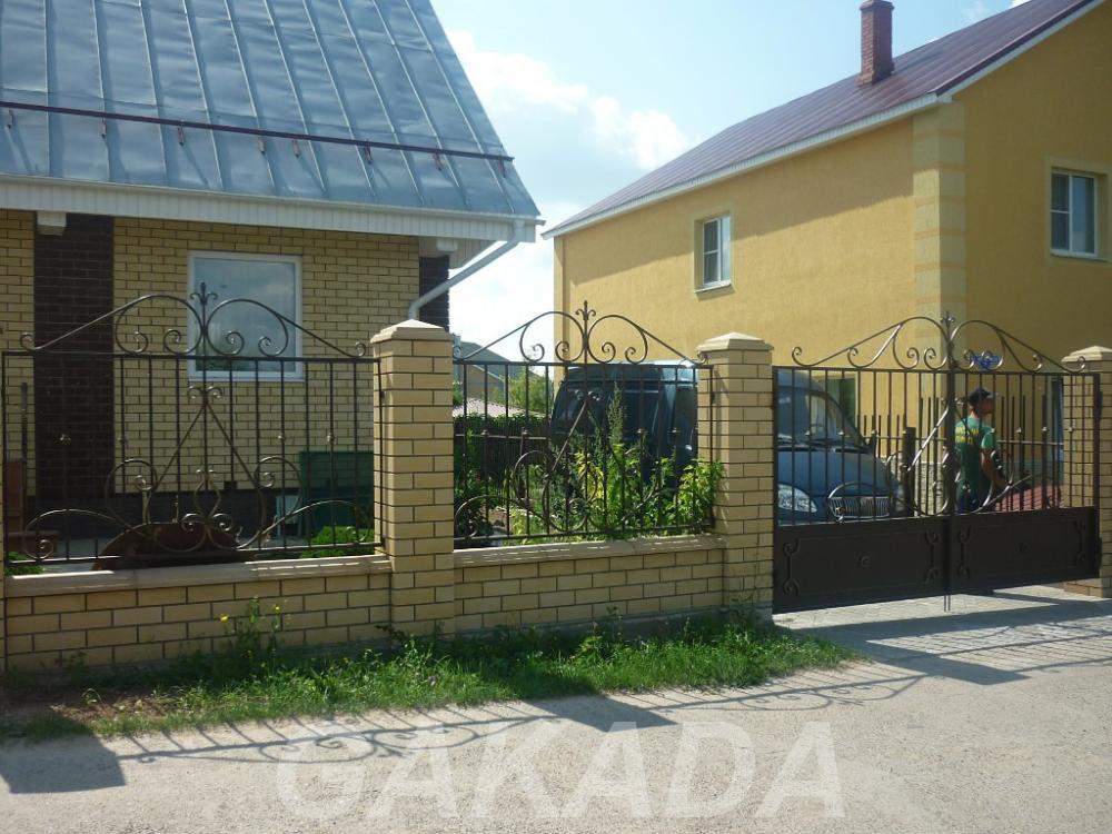 Кованные ворота заборы решетки, Кстово