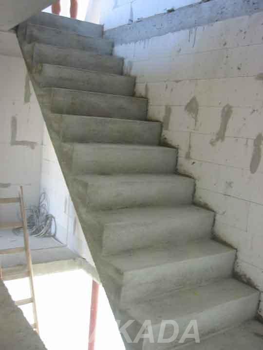Бетонные лестницы, Сочи