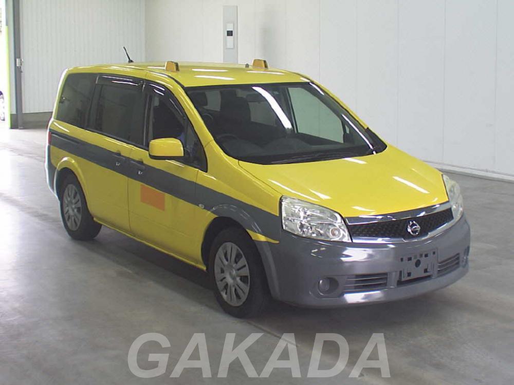 Nissan Lafesta 7 ми местный минивен, Вся Россия