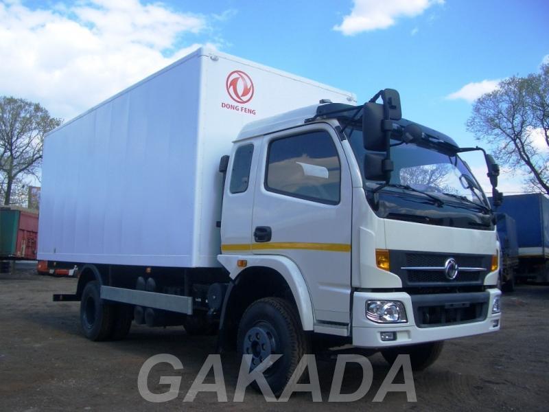 Dong Feng DFA 1120 с изотермическим фургоном, Вся Россия